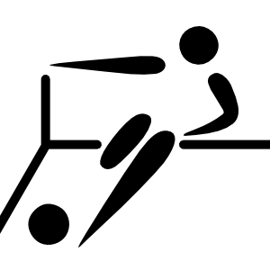 Olympic pictogram Futsal